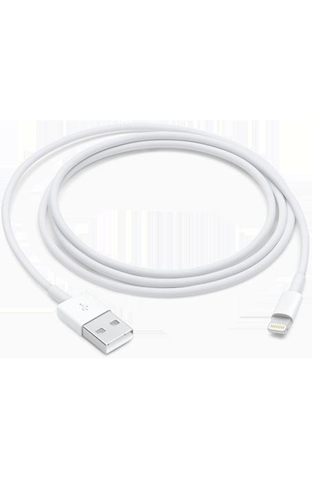 Кабель Apple Lightning - USB 1м